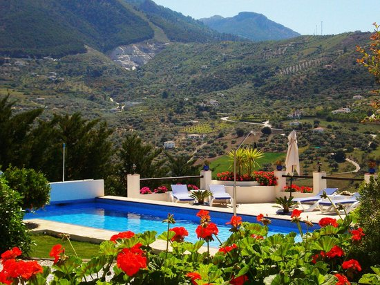 Photo of Hotel Cortijo de Salia Alcaucin