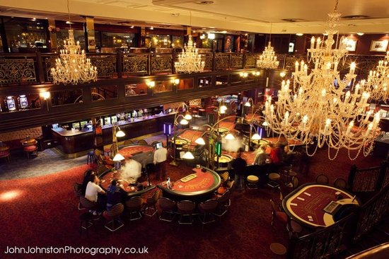 Casino Glasgow | Grosvenor Casino Riverboat