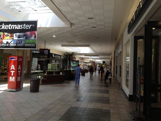 Shopping Corridor In Tyrone Mall Picture Of Tyrone