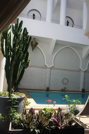 Riad Shemsi: Pool View