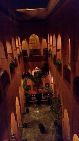 Riad Bahia Salam: first floor