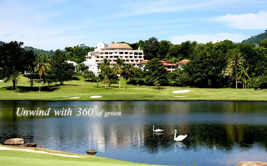 The Green Golf Residence