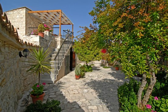 Photo of Traditional Village Houses Skarinou