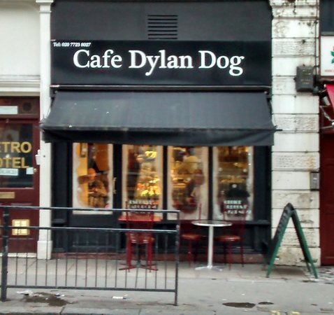 Dog Friendly Kings Cross Coffee