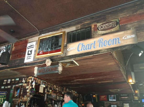The Chart Room New Orleans