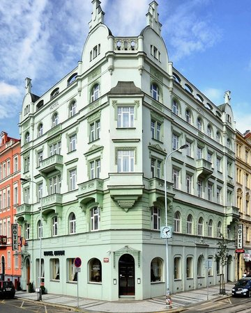Photo of Hotel Union Praha Prague
