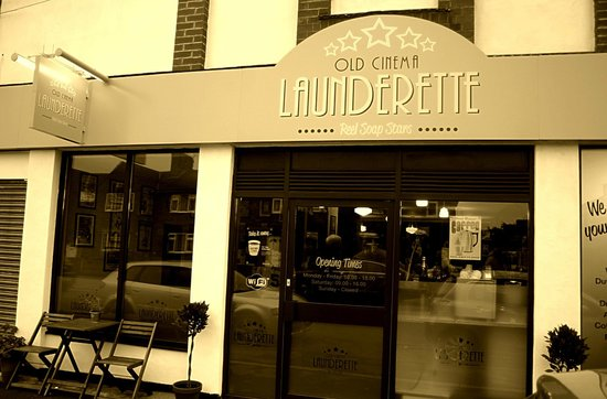 Events at Old Cinema Launderette