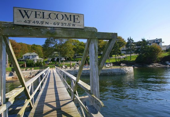 Photo of Spruce Point Inn Resort and Spa Boothbay Harbor