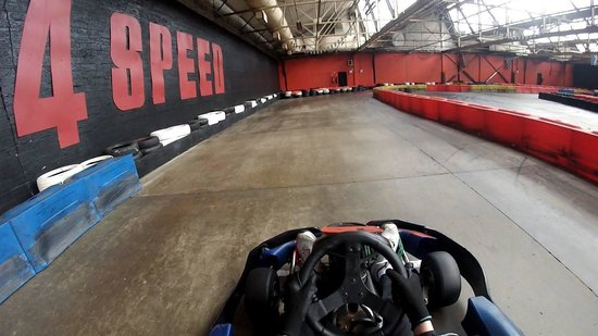 Need 4 Speed Indoor Karting