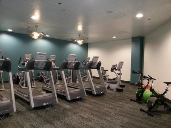 Gym Picture Of Grand Sierra Resort Casino Reno