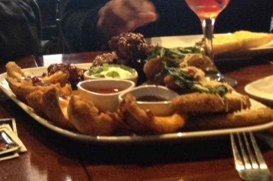 Times Square Big Share Yummy Picture Of Bluewater Tgi
