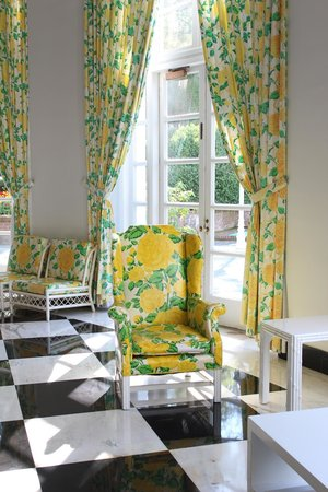 The Greenbrier: Dorothy Draper Style