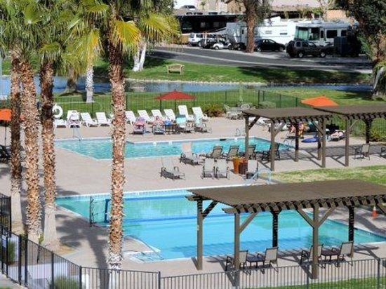 Indian Waters RV Resort & Cottages