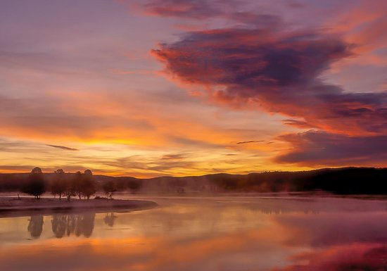 Yellowstone National Park Sunrise  Picture Of Alpenglow Tours  Private Day