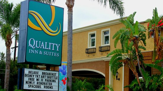 ‪Quality Inn & Suites Maingate‬