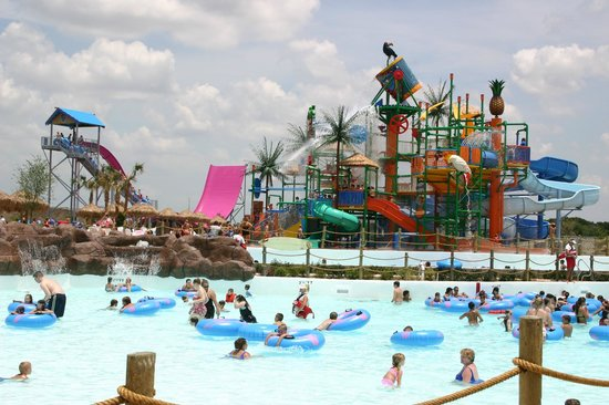 Hawaiian Falls Waterpark The Colony Tx Picture Of The