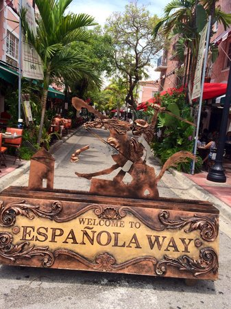 Espanola Way Village