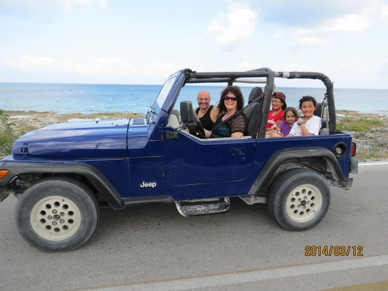 Family jeep