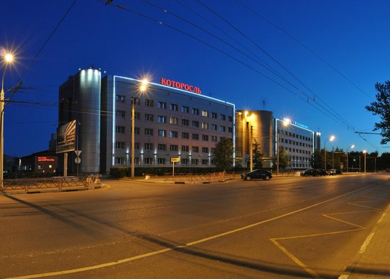 Photo of Hotel Kotorosl Yaroslavl