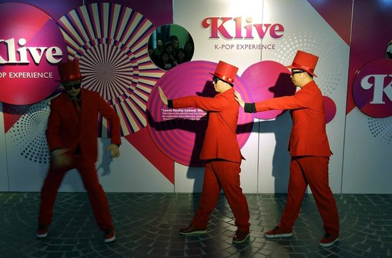 Klive, the K-Pop Hologram Performance Hall