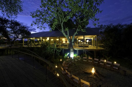 Wilderness Safaris Toka Leya Camp
