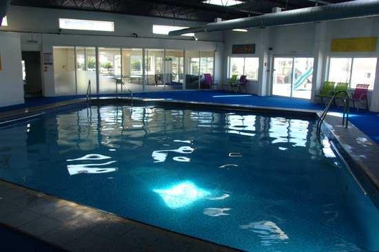 Indoor Pool Picture Of The Pentire Hotel Newquay Tripadvisor