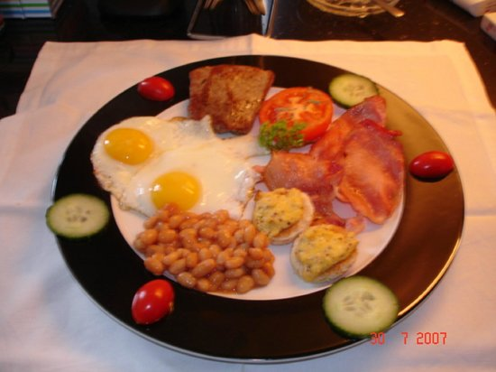 African Dreams: Full English Breakfast incl. in Corporate Rates