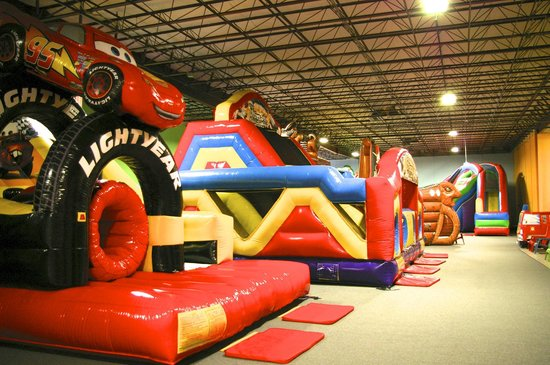 Cars Bounce Houses Bounce House Cars Ultimate