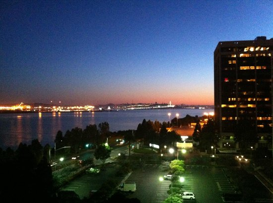 Bay View at Dust - Picture of Hilton Garden Inn San ...