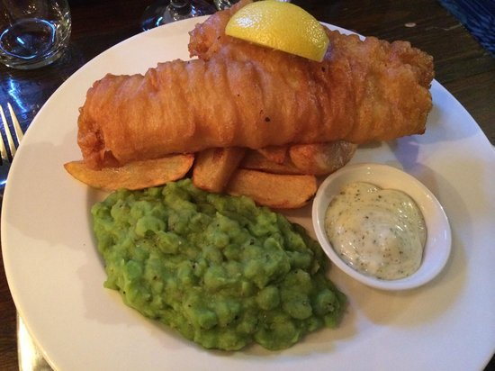Fish and chips for Oak city fish and chips