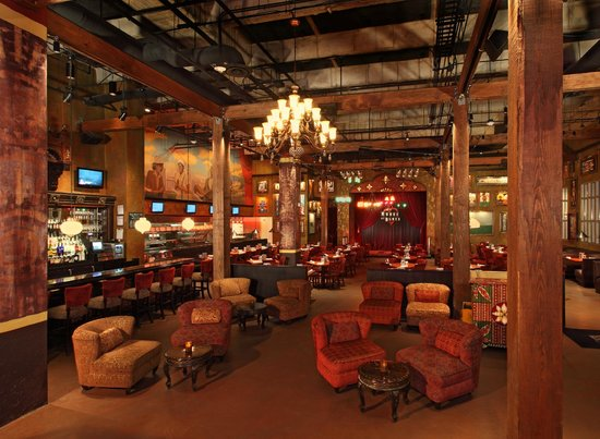 House of Blues Houston Seating The House of Blues Houston