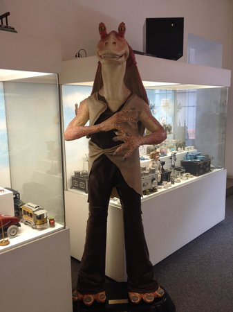 Pregnant barbie picture of the toy museum prague for Star wars museum california