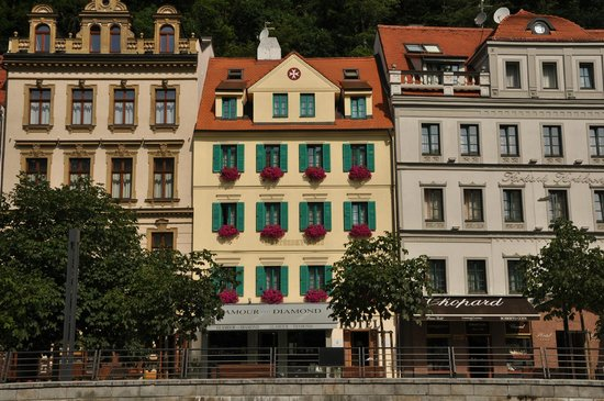 Photo of Hotel Maltezsky Kriz Karlovy Vary