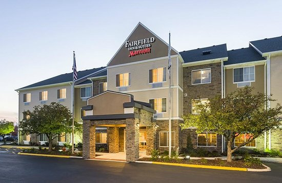 ‪Fairfield Inn & Suites Chicago Naperville/Aurora‬