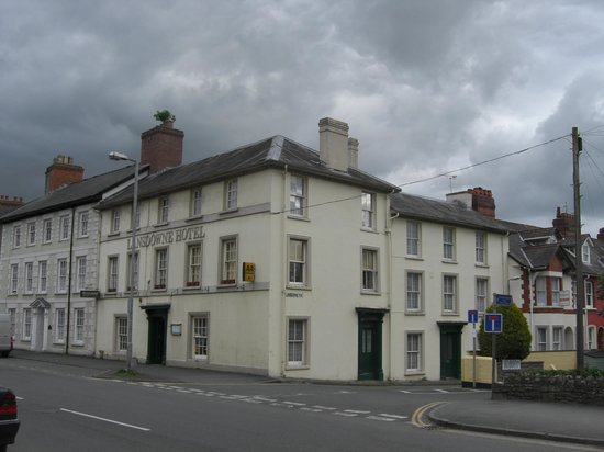 Photo of Lansdowne Hotel and Restaurant Brecon