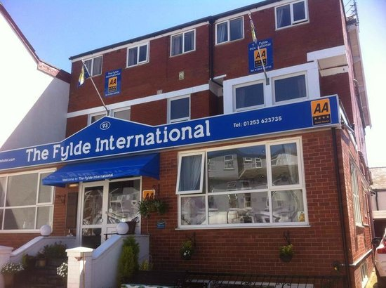 ‪The Fylde International Blackpool‬