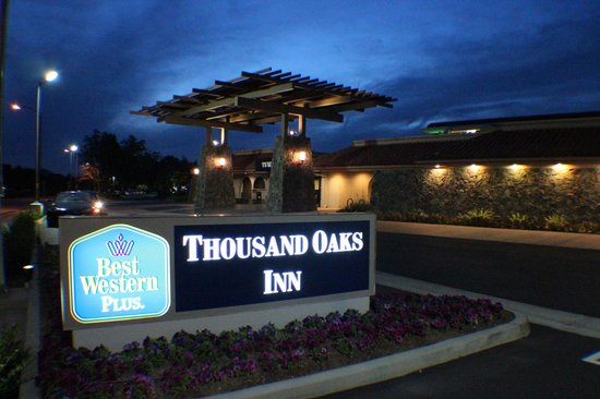 ‪BEST WESTERN PLUS Thousand Oaks Inn‬