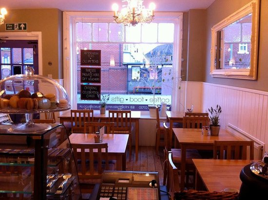 The Lavender House Cafe Bromley