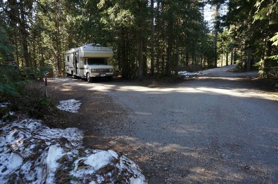 Bed And Breakfast Wells Gray Park : Clearwater lake campground picture of wells gray