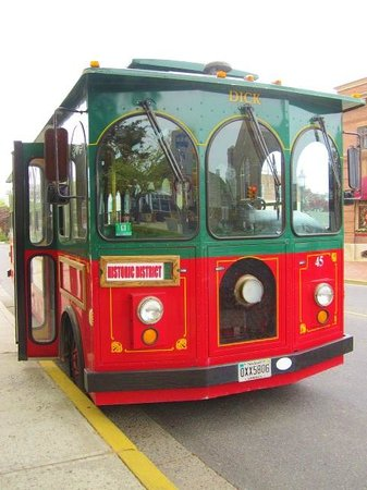Cape May Trolley Tour