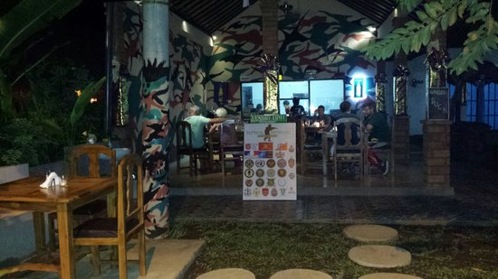 ... ! - Review of Hungry Army Waroeng, Pemuteran, Indonesia - TripAdvisor