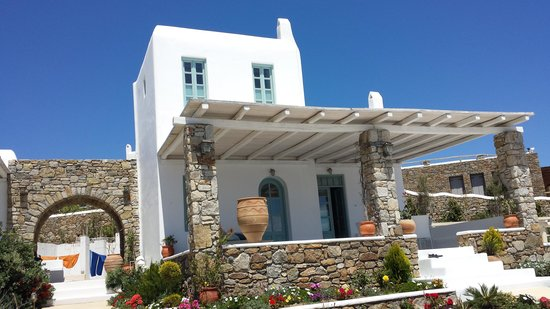 Mykonos Pantheon Luxury Holiday Apartments