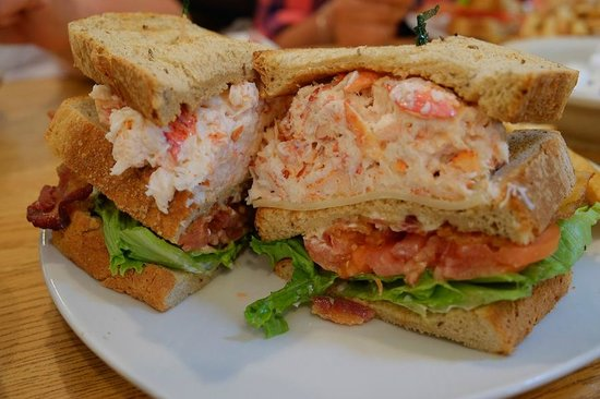 lobster club sandwich recipe lobster club sandwich tastes lobster club ...