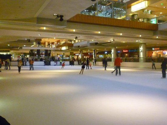 Ice At The Galleria Houston Tx Hours Address Arena