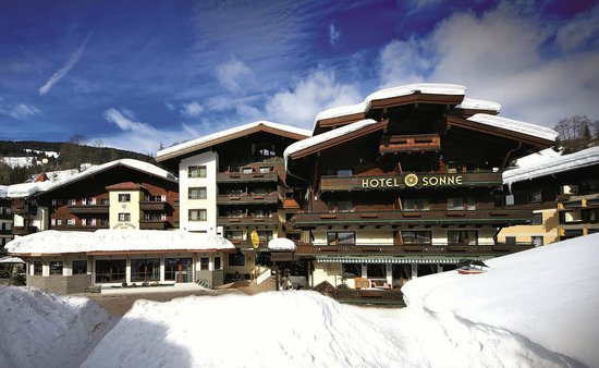 Photo of Hotel Sonne Saalbach
