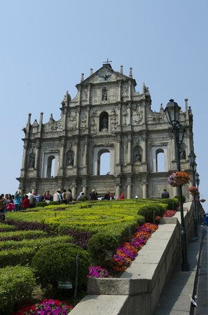 CotaiTravel Macau Private Oneday Tour China Address Phone Number Attrac