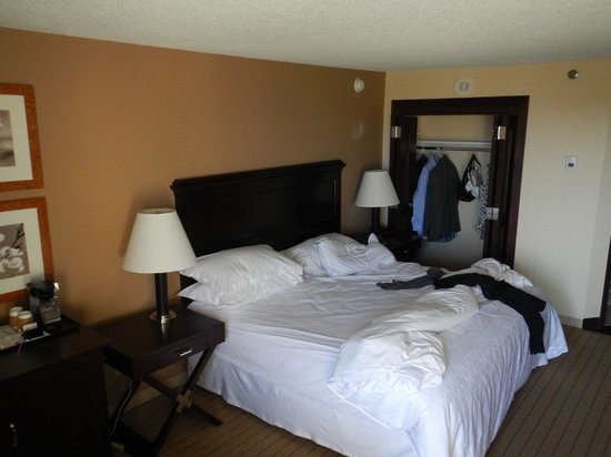 Sheraton Roanoke Hotel and Conference Center: Room 710