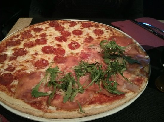 Leggera Pizza Review Pizza Leggera Sabadell