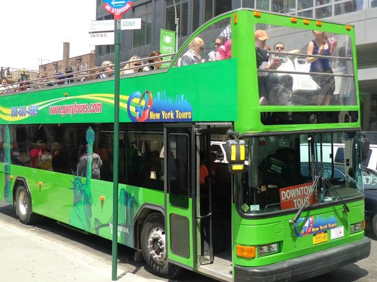 Popular attractions in new york city tripadvisor for Tmz tour new york city