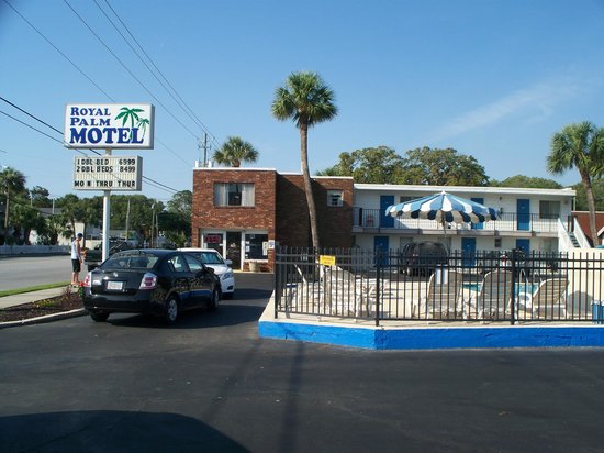 Royal Palm Motel Picture Of Royal Palm Motel Tybee
